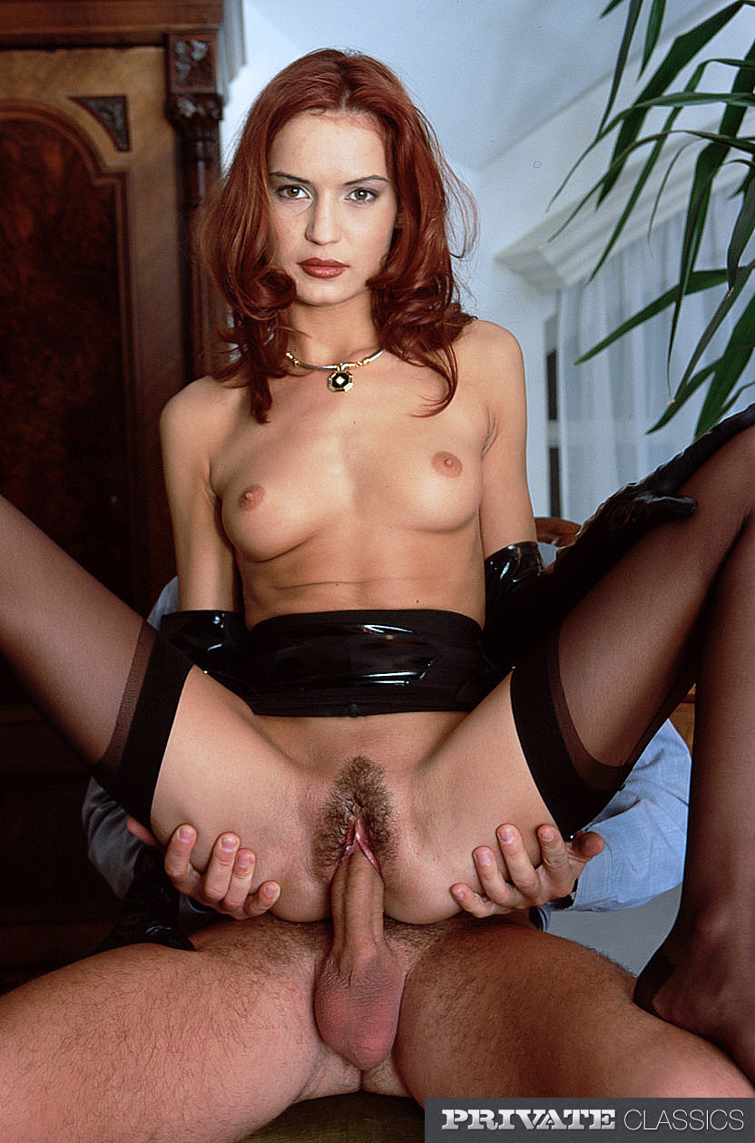 Classic Porn Redhead Leather - Retro porn · ALL Private Classics GALLERIES