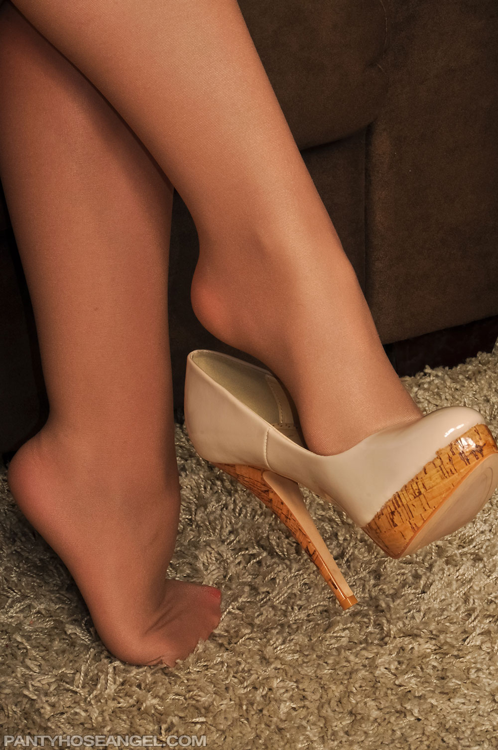 Mature feet and shoes updated