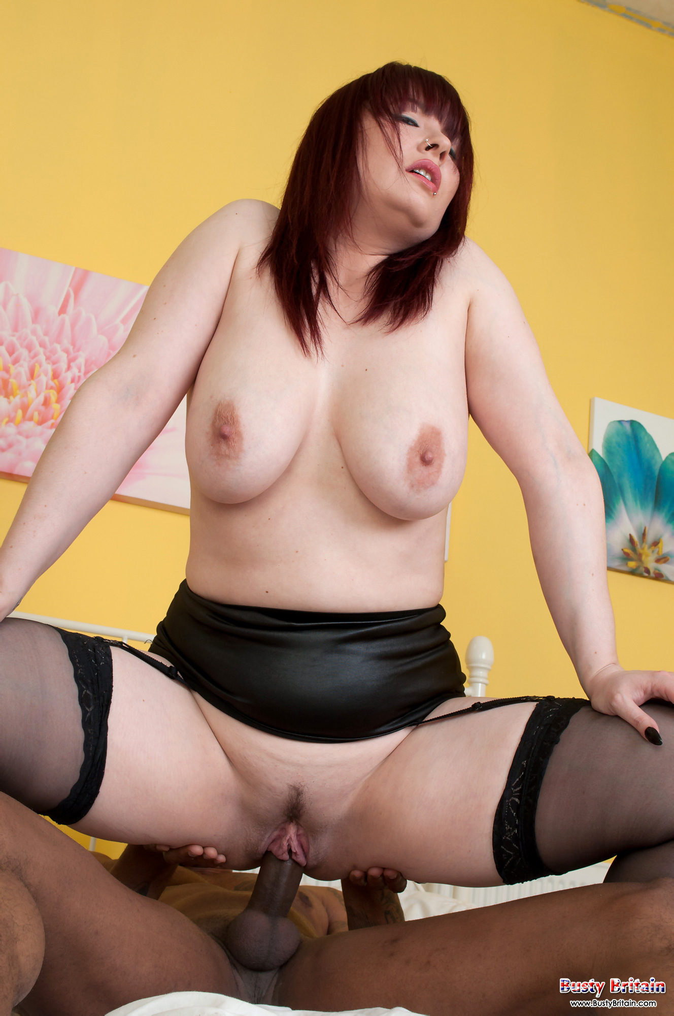 British milf and her toyboy - 1 part 9