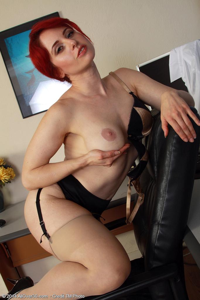 Wife in sexy underwear