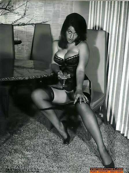 Vintage erotica series