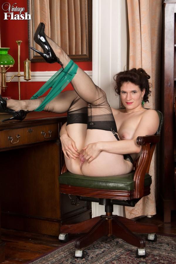 Anal Heels Stockings Teen