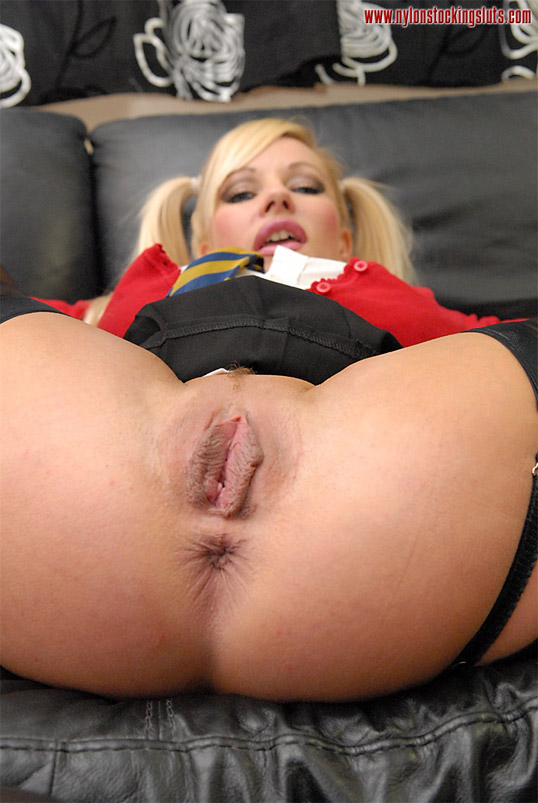 Are not Blonde mature michelle nylons that