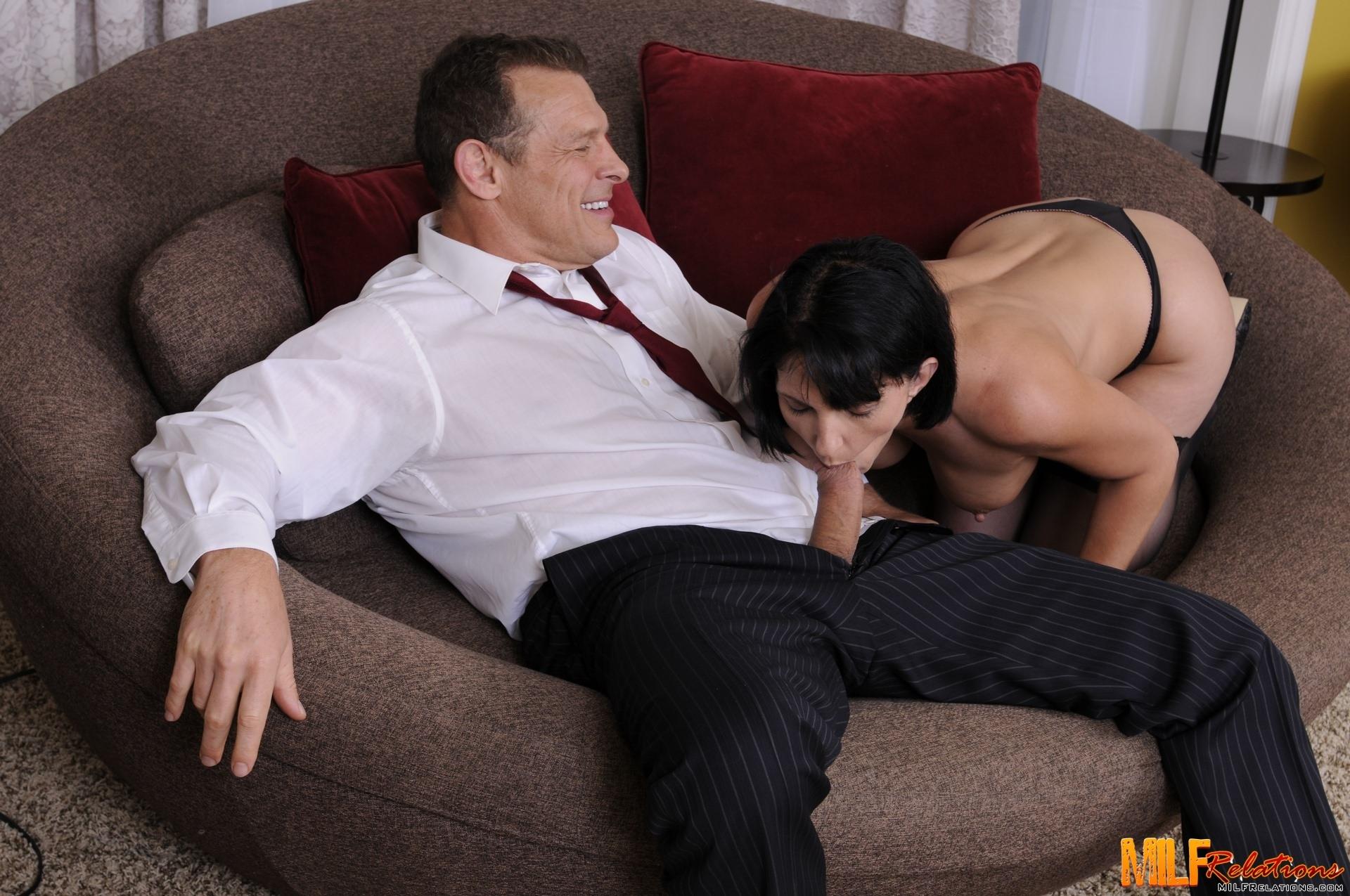 Male oral selef sex