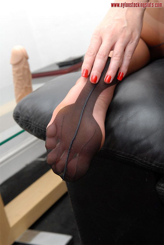 Seamed pantyhose galleries