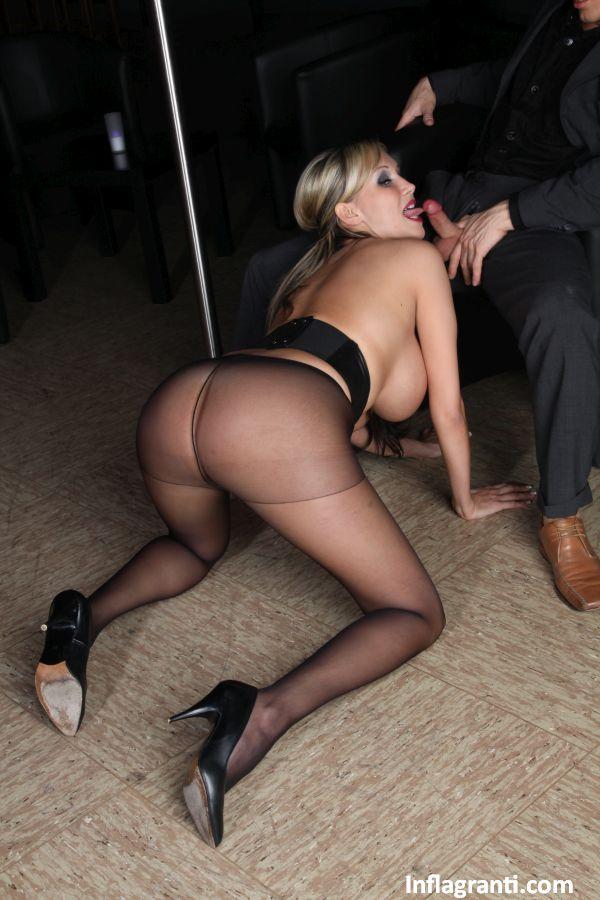 That's nice big dicks in pantyhose hot! Great