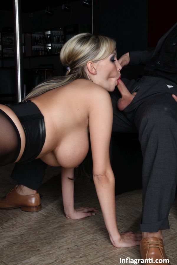Boss in pantyhose gets what she wants - 3 part 3