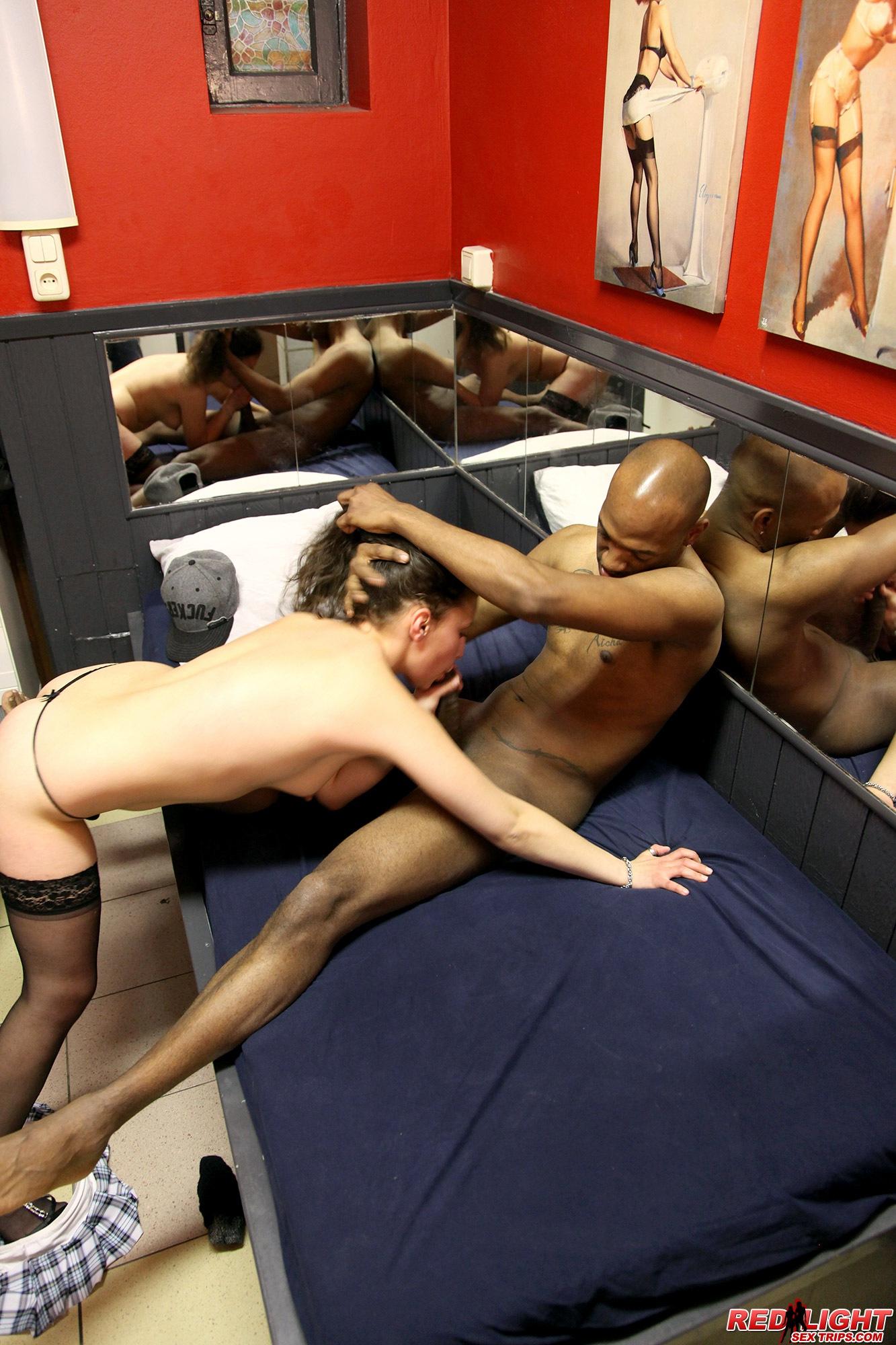 Проститутка из амстердама порно