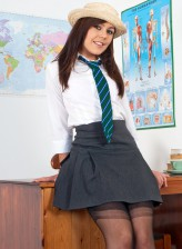 British schoolgirl Kacie James
