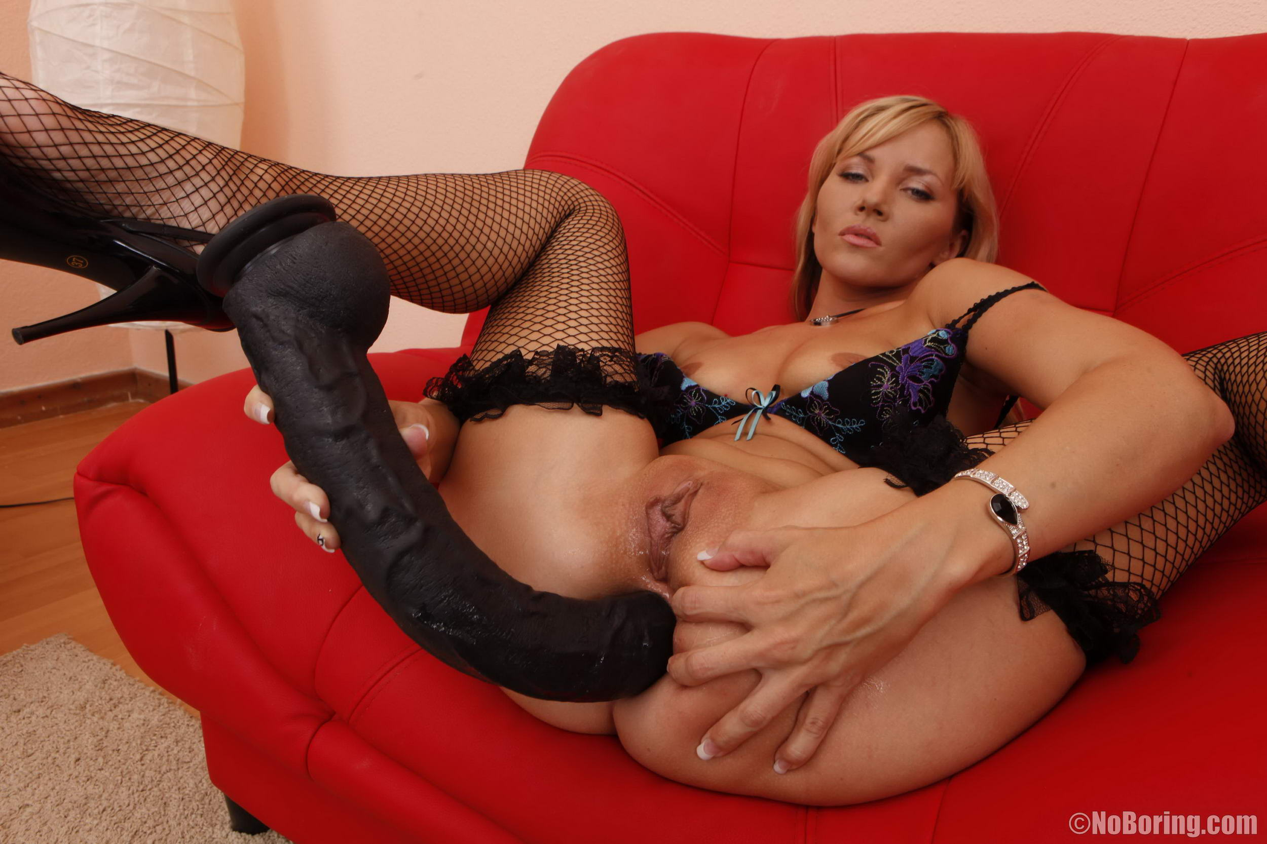 Arya In Black Stockings Gets Nailed By Fat Dick