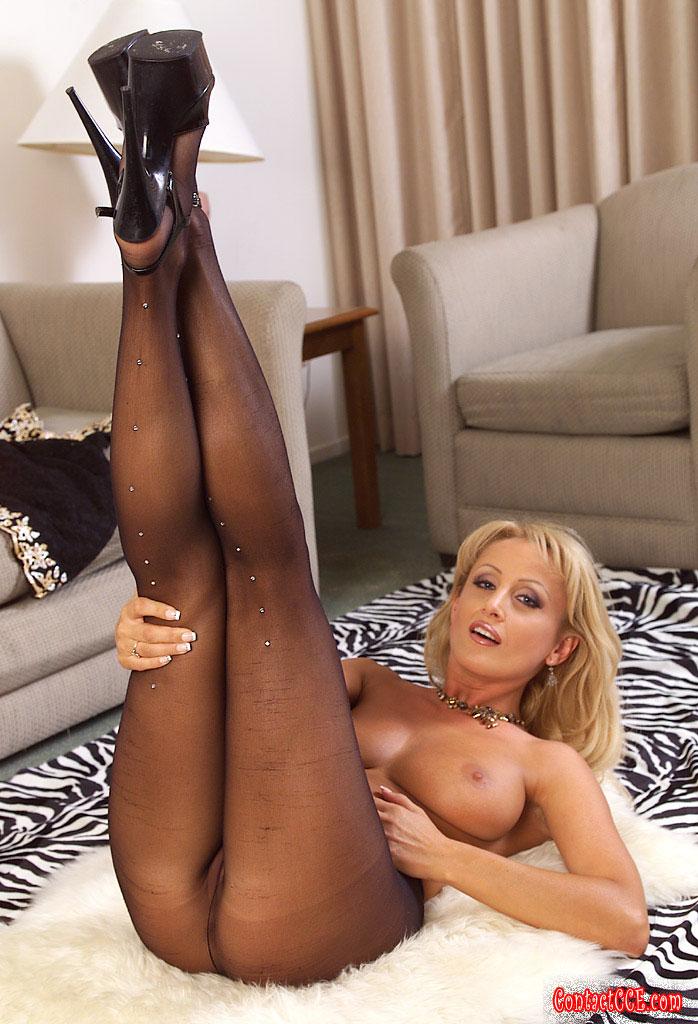 hotties in stockings