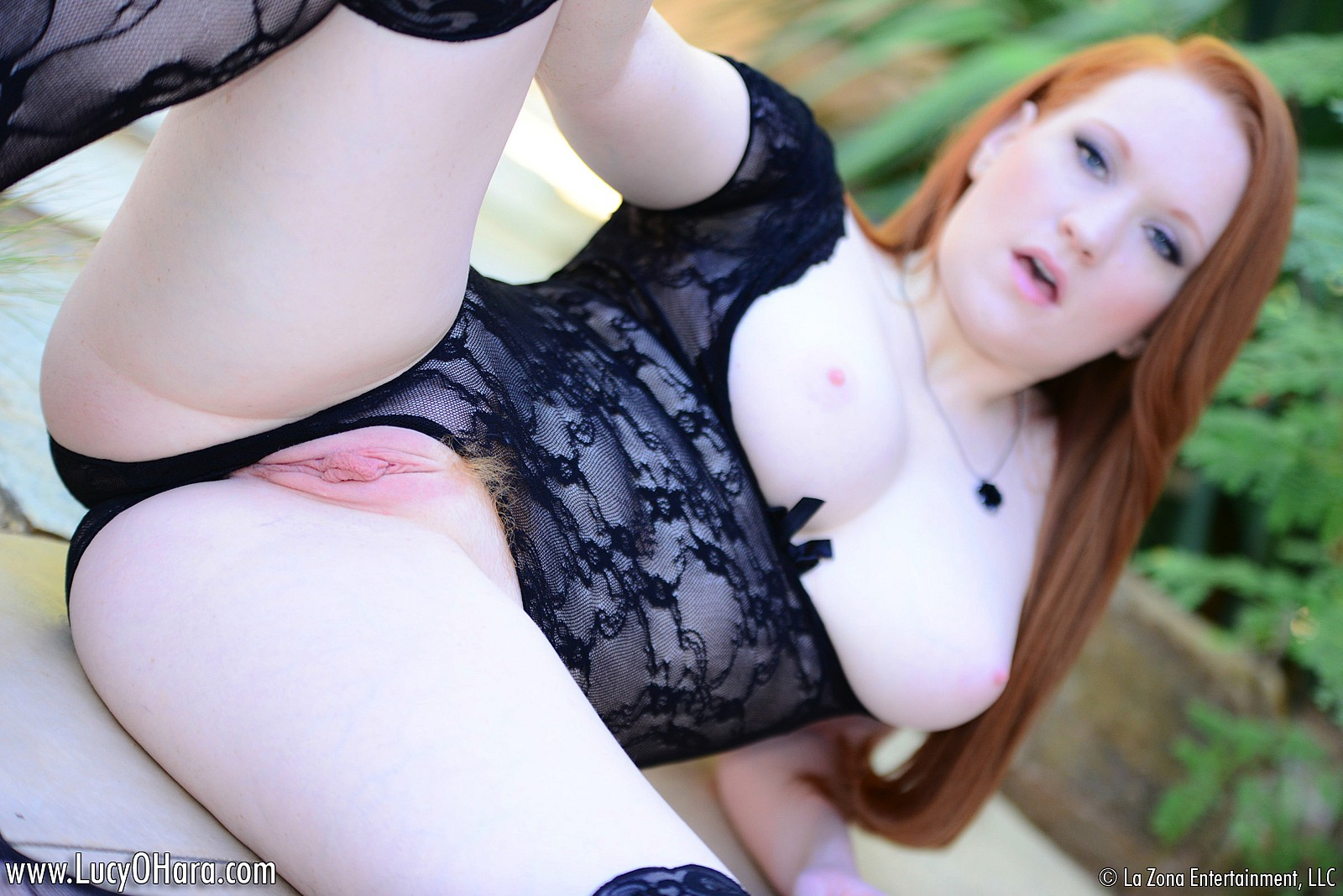 Lucy o hara pussy you