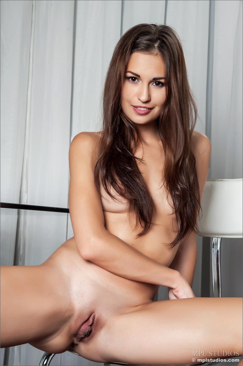 Sexy brunette exec dana vespoli fucks her masseur to destress 3