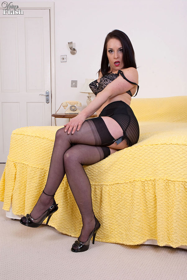 Excellent High heels stocking spreads sibel can consider