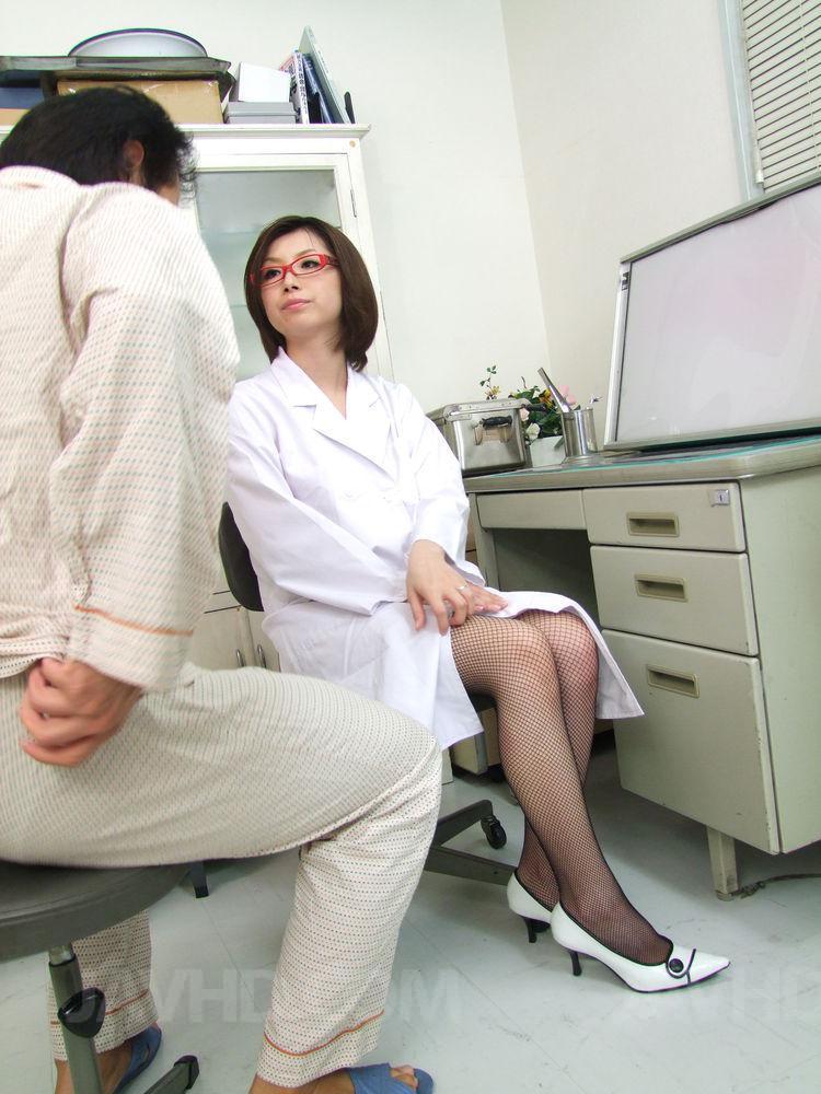 Horny nurse provides home care - 3 part 10