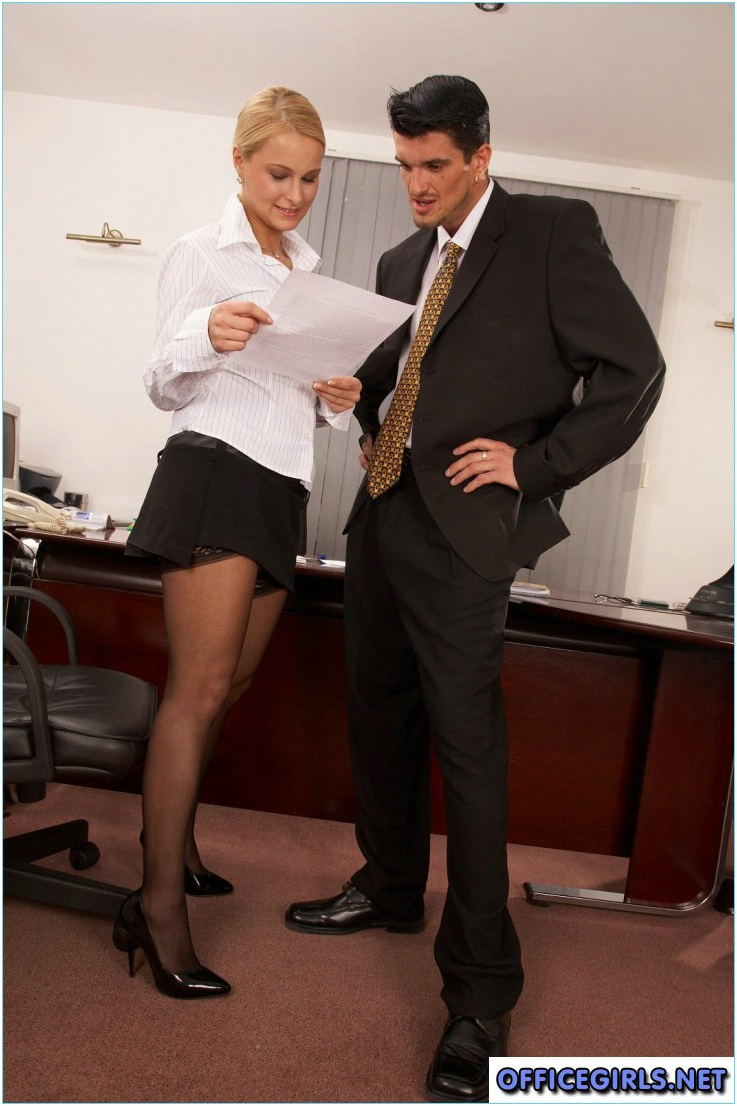Сексуальные секретарши и их начальники