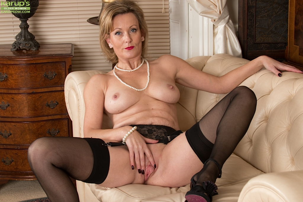 Amateur mature women in lingerie apologise, but