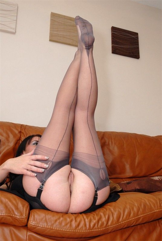 Rht nylon stockings sluts valuable