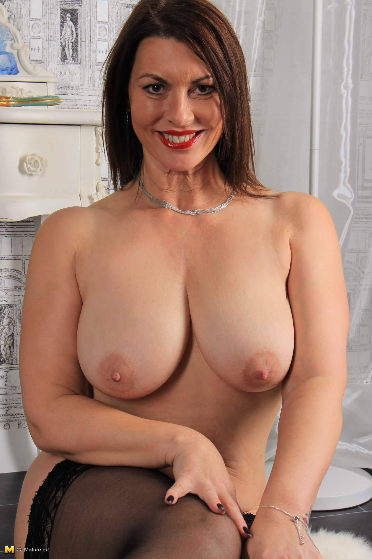 Lovely hottest milf big tits wonderful girl. She