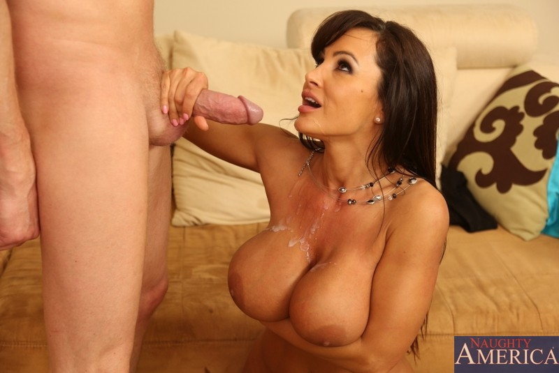 Latina flashing boobs