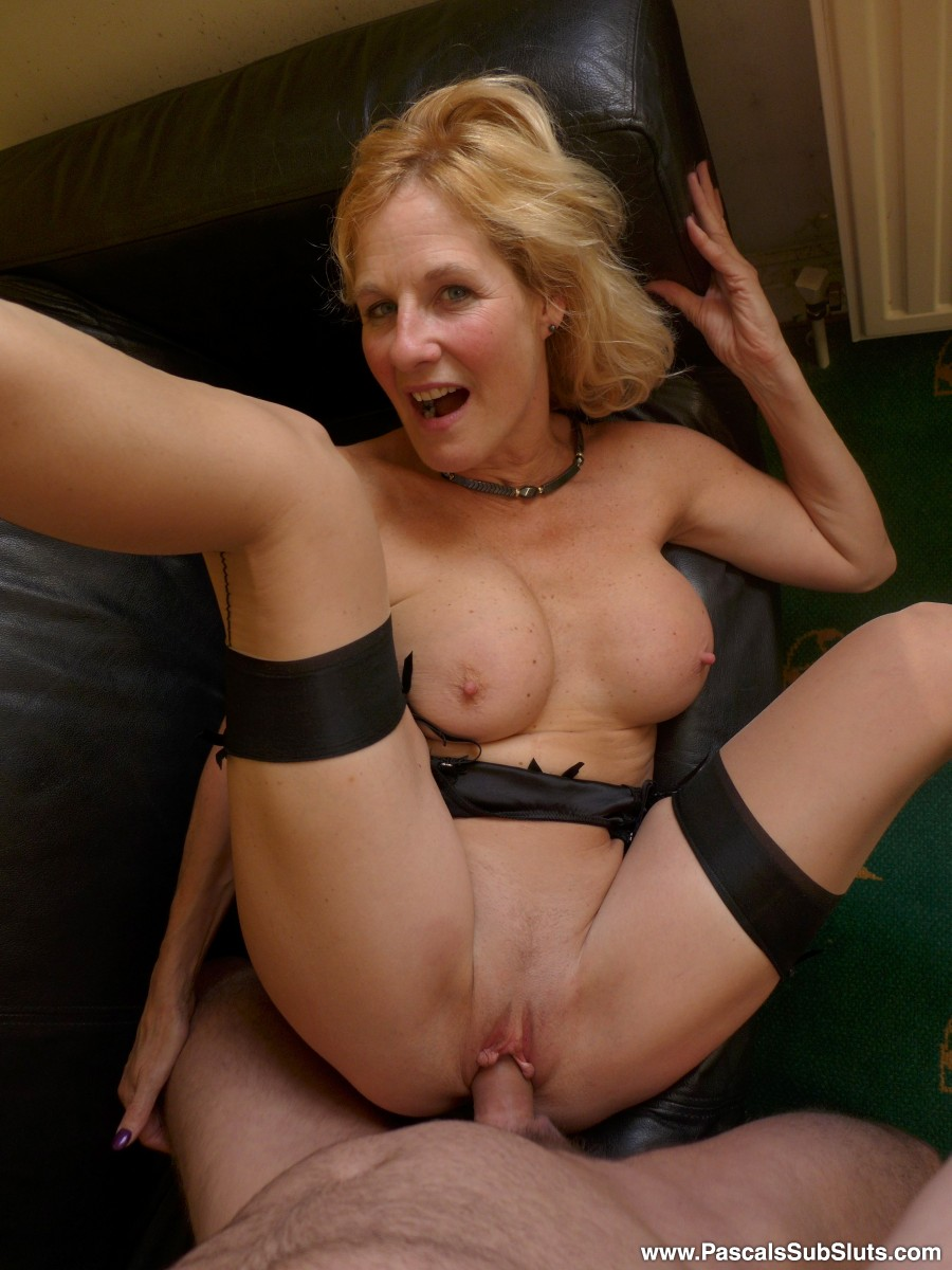Consider, Amateur mature british nylon really. join
