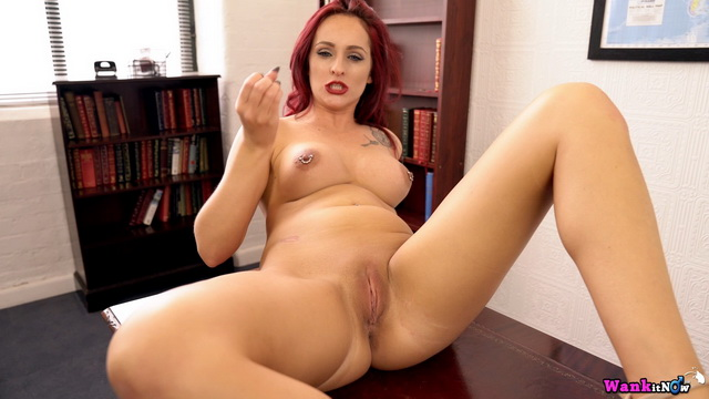 "Georgie Newman ""Jerk Off Reward"""