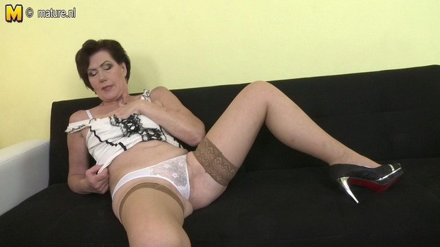 Mature lady upskirt the harmonious