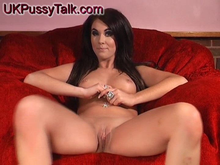 British brunette Megan Coxxx gives interview for UK Pussy Talk