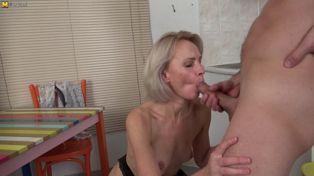 Sexy vocal teacher angel vicky charms two cocks with her vo - 2 part 6