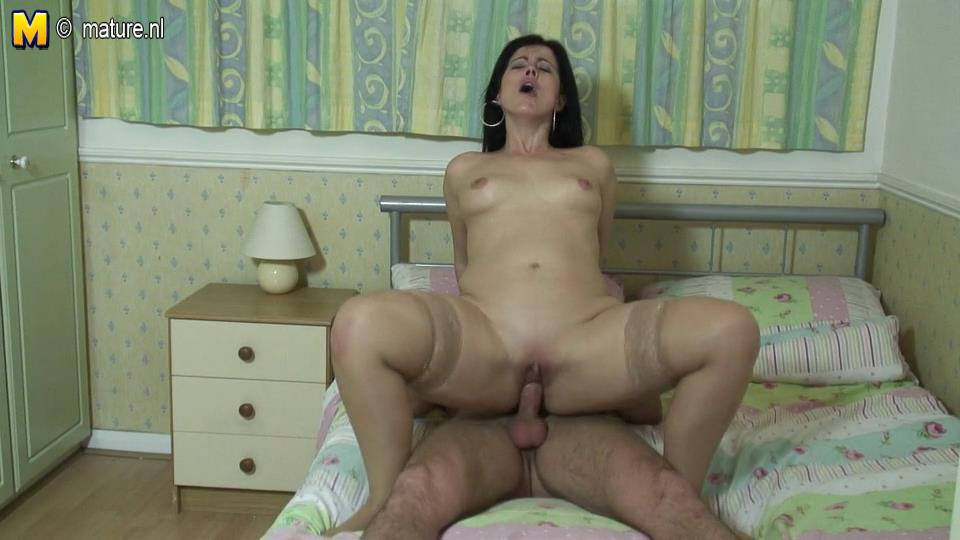 Sexy milf Montse Swinger fucking and sucking like a maniac