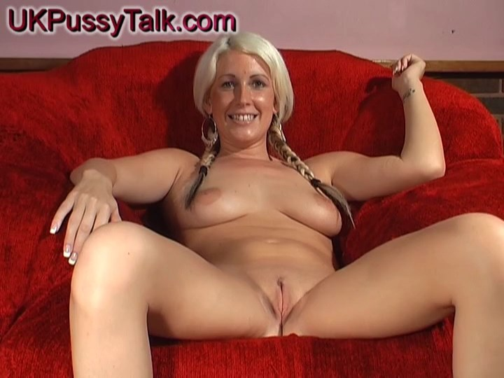 British blonde Krystal Niles gives interview for UK Pussy Talk