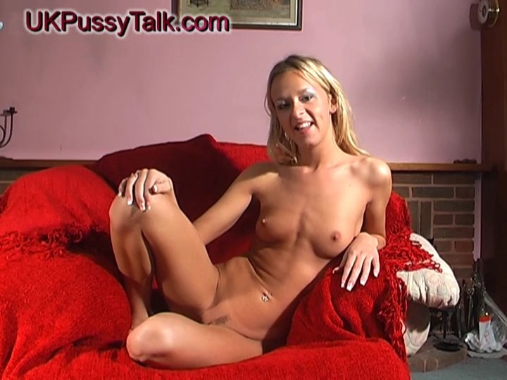 British blonde Suzie Best gives interview for UK Pussy Talk