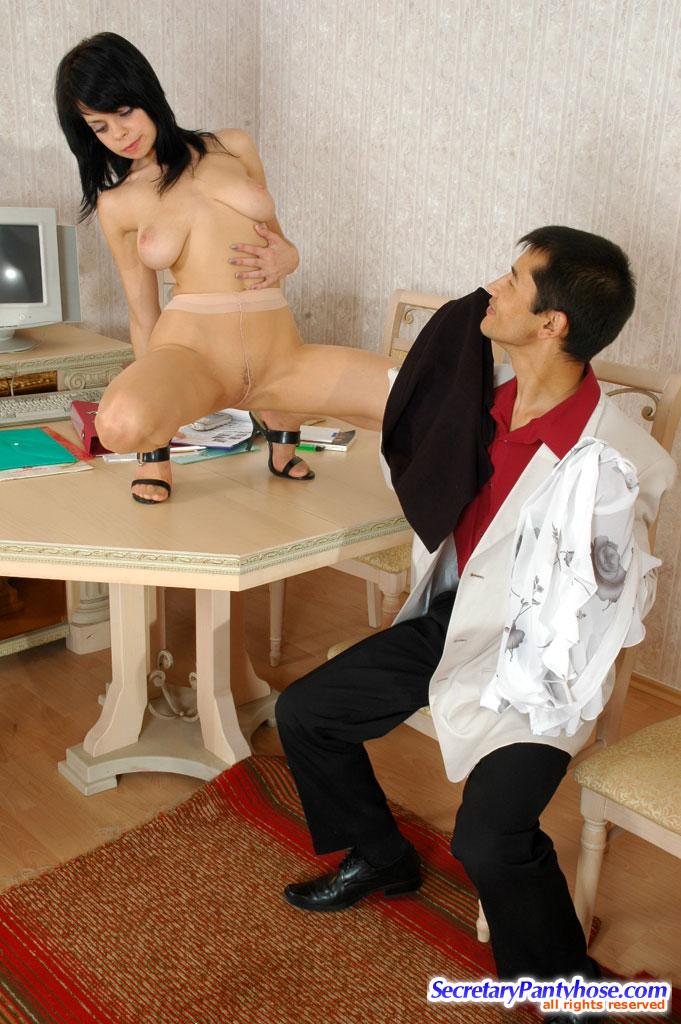 girls having office sex